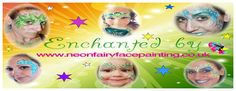 Enchanted Fairy/FAE face painting for childtren and adults alike!