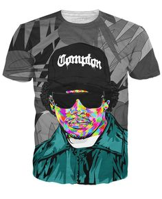 Give tribute to the Godfather of Gangsta Rap and get this premium teetoday! Only at RageOn!This product is hand made and made on-demand. Expect delivery to US