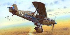 Avia B-534 IV.Série, by Martin Novotny