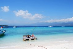 Gili Trawangan. Indonesia. Beach.