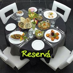 Reserved | E mesa ta reservá - The table is reserved! Visit: henkyspapiamento.com #papiamentu #papiaments #papiamento #language #aruba #bonaire #curaçap #caribbean #reserved #gereserveerd #reservado #guardado For translation services contact us at info@henkyspapiamento.com