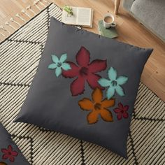 """""""Impala Lily """" Floor Pillow by Mandsred1 