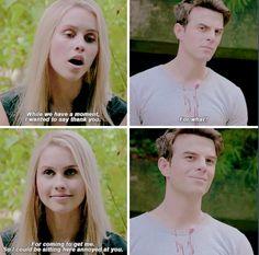 The Originals: Rebekah & Kol The Mikaelsons, The Cw, Vampire Diaries Cast, Vampire Diaries The Originals, The Originals Rebekah, Kol And Davina, Charles Michael Davis, Vampire Look, Cw Series