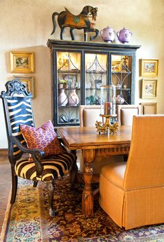 Gary Riggs Home | Dining Rooms - Gary Riggs Home