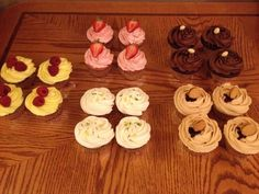 Cupcakes by www.dkscakes.com