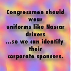 Nascar congressmen