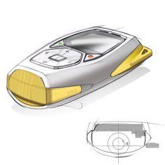 e-call tracker design sketch