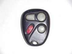 GM 15043458 Keyless Entry Remote Fob Transmitter 4 Button KOBLEAR1XT
