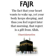 So don't feel bad if you have not wake up for fajr namaz. Allah Quotes, Muslim Quotes, Quran Quotes, Religious Quotes, Faith Quotes, Allah Islam, Islam Muslim, Islam Quran, Beautiful Islamic Quotes