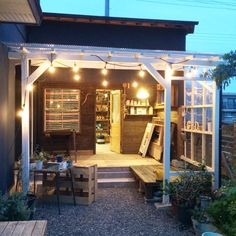 mokkaさんの、玄関/入り口,観葉植物,ナチュラル,アンティーク,ガーデニング,DIY,多肉植物,marimekko,ウッドデッキDIY ,のお部屋写真