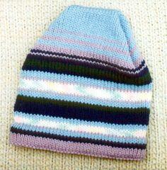 Frugal Knitting Haus - Easy Ski Hat - - Knit ePattern, $1.50…