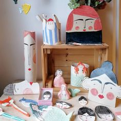 """1,105 Beğenme, 15 Yorum - Instagram'da Brimble studio ceramics (@brimblestudio): """"Taking part in the #marchmeetthemaker to share a little more about myself and my work. Day is an…"""" Jewelry Hanger, Toy Chest, Storage Chest, Toddler Bed, Kids Rugs, Ceramics, Studio, Toys, Furniture"""