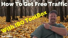 How To Get Free Traffic With IBO ToolBox