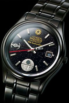 Darth Vader Watch - 35th Anniversary of Star Wars