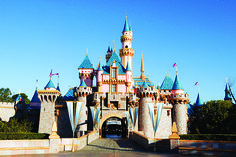 Sleeping Beauty's Castle in Disneyland | Modern Masters Products