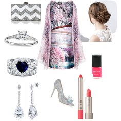 For a Date. ..Geisha inspired.