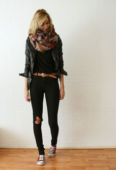 perfect school outfit