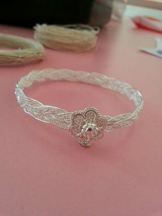 Copper Wire Jewelry, Filigree Jewelry, Hand Jewelry, Silver Filigree, Jewelry Art, Fashion Jewelry, Wire Weaving, Bangles, Bracelets