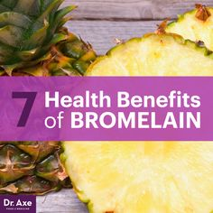 """Health Benefits Bromelain : """"#6-Joint Pain: Due to its powerful anti-inflammatory and analgesic characteristics, bromelain is fantastic for acute or chronic joint pain."""""""