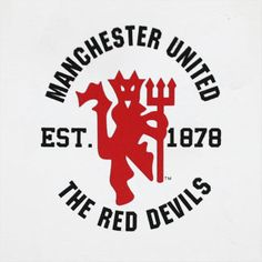 """RT My 3 year old just came out and saw me watching Man U and said """"Are they soccering? How are they soccering? Manchester United Old Trafford, Manchester United Football, World Football, Man United, Devil, The Unit, Dna, Theatre, Badge"""