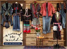 vintage Western wear (fabulous) from Free People