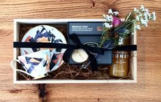 S E T & C O.'s Curated Gift Boxes