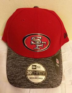 6f6fa46a1852d San Francisco Era NFL Men s Fitted Cap Hat Size M l for sale online