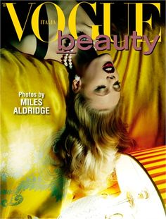 October 2012, photos by Miles Aldridge - click on the picture for complete Photogallery and Backstage Video...