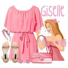 """Giselle"" by alyssa-eatinger on Polyvore"