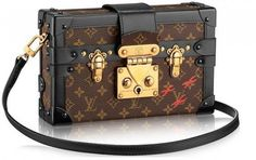 Louis Vuitton's Petite Malle Luxury Bag Collection