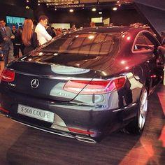 Mercedes-Benz S500 Coupe  By: @atorresmayorga por: colombiansupercars