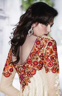 Summer Casual Dresses 2012 by Madiha Couture