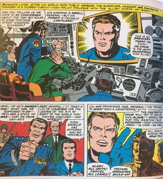 Reed warns the world about Doctor Doom.