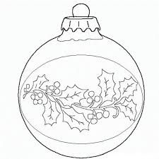 Image Result For Christmas Decorations Clipart Black And White