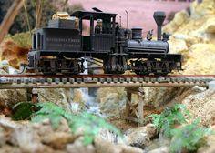 model train buildings: on30 model trains Australia.