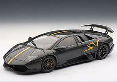 Buy Lamborghini Murcielago LP670-4 SV Super Veloce Grey 1/18 Autoart 74625 Online Shopping - http://wholesaleoutlettoys.com/buy-lamborghini-murcielago-lp670-4-sv-super-veloce-grey-118-autoart-74625-online-shopping