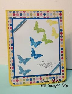Happy Sprinkles by stamping_crazy - Cards and Paper Crafts at Splitcoaststampers