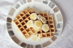 Same recipe as Jamie Oliver's griddle pan waffles