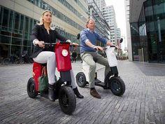 GiGi Scooter : l'électrique pliable pour la ville