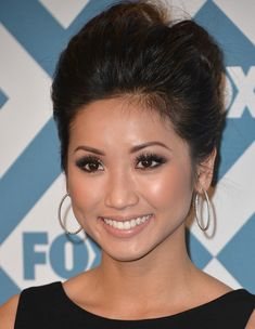 Brenda Song's Makeup at the Fox All-Star Party  Makeup Artist: Kristee Liu