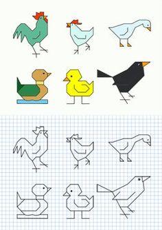 Cornicette animali
