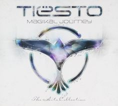 Just Be by Tiesto on Magikal Journey (The Hits Collection) CD