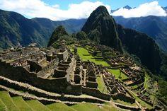 Machu Picchu - I went