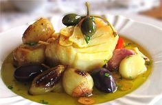 Bacalhau de Natal http://www.receitadevovo.com.br/receitas/bacalhau-de-natal