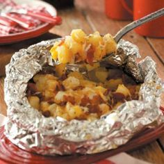 20 Meals You Didn't Know You Could Make in Foil Packets