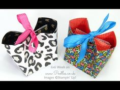 Pootles 6x6 Week #1 Mini Bag Tutorial - YouTube