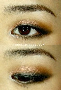 """นี่คือ 10 Look การแต่งดวงตาให้เป็น """"สโมกี้อาย"""" แบบซอฟ์ทๆ ที่เหมาะกับสาวเอเชียสุดๆ!! ไปดูค่ะ แต่งไม่ยากเลย"""