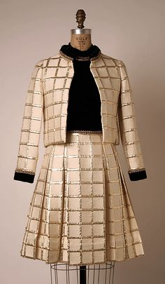 Cocktail ensemble | Pierre Balmain (French, 1914-1982) | France, 1963-1967 | The Metropolitan Museum of Art, New York