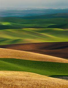"""Palouse Layers"" (southeastern Washington/southwestern Idaho)"