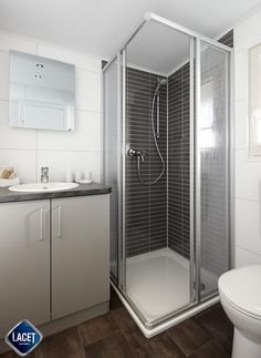 Bathroom - heated by infrared electric